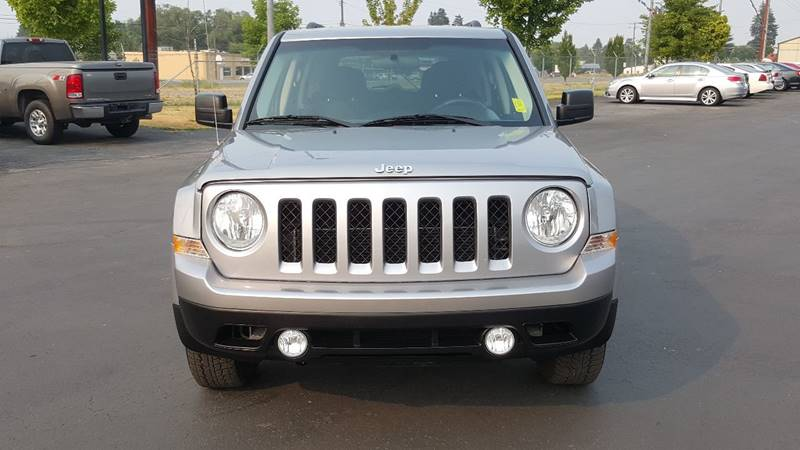 2015 Jeep Patriot for sale at New Deal Used Cars in Spokane Valley WA