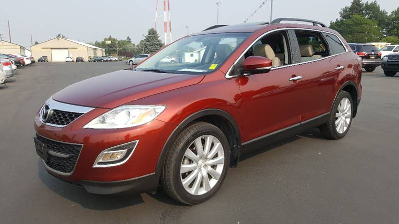 2010 Mazda CX-9 for sale at New Deal Used Cars in Spokane Valley WA