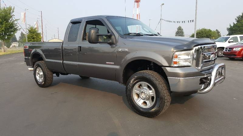 2006 Ford F-250 Super Duty for sale at New Deal Used Cars in Spokane Valley WA