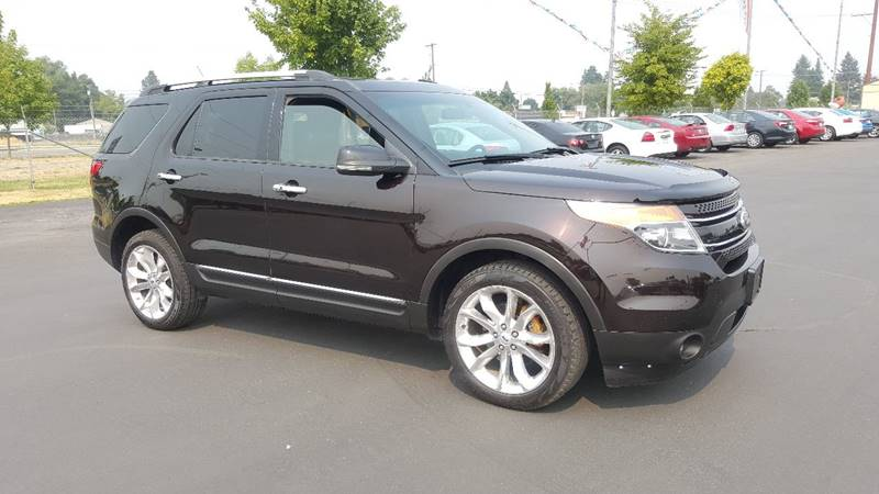 Spokane Used Ford Explorer