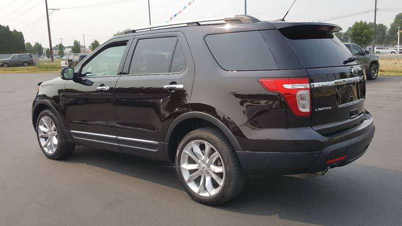 2013 Ford Explorer for sale at New Deal Used Cars in Spokane Valley WA