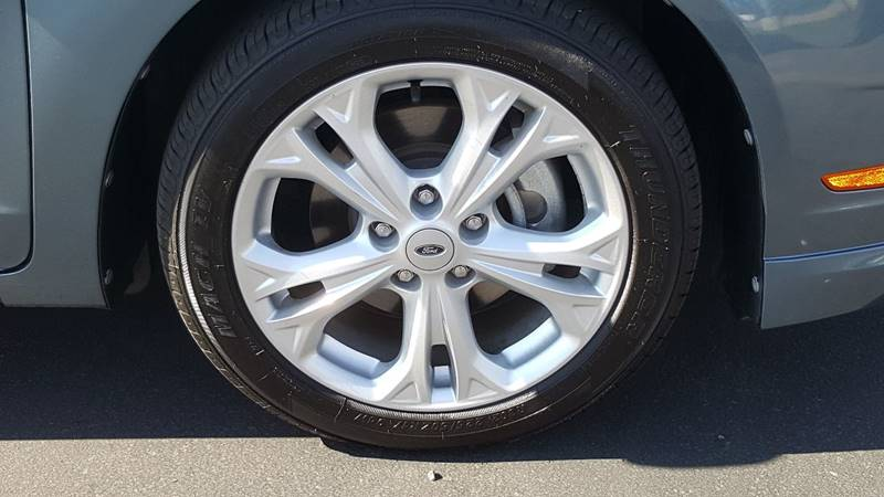 2012 Ford Fusion for sale at New Deal Used Cars in Spokane Valley WA