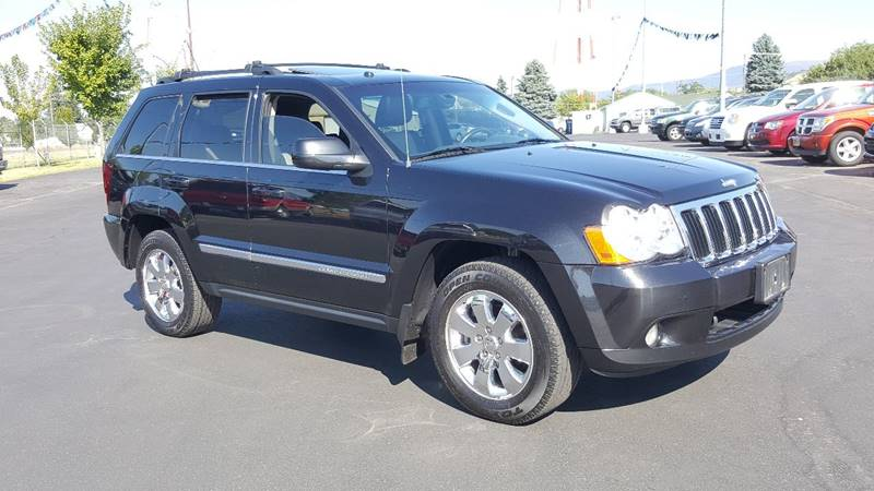 Spokane Used Jeep Grand Cherokee