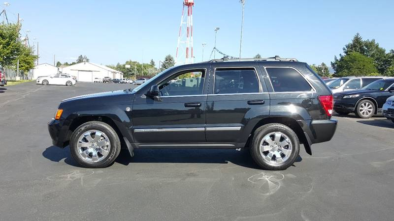 2009 Jeep Grand Cherokee for sale at New Deal Used Cars in Spokane Valley WA