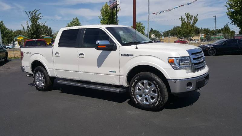 2013 Ford F-150 for sale at New Deal Used Cars in Spokane Valley WA