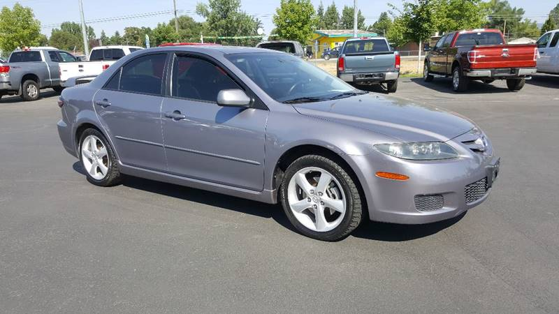 Spokane Used Mazda MAZDA6