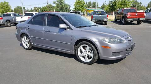 2008 Mazda MAZDA6 for sale at New Deal Used Cars in Spokane Valley WA