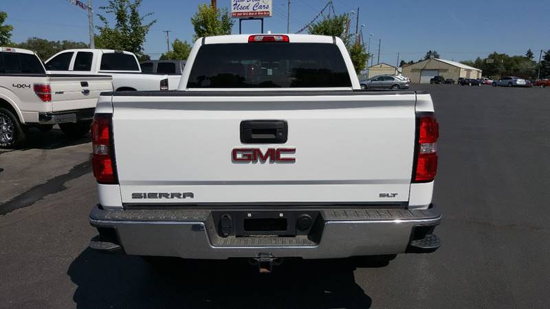 2014 GMC Sierra 1500 for sale at New Deal Used Cars in Spokane Valley WA