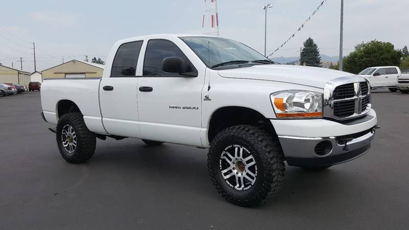 Spokane Used Dodge Ram Pickup 2500