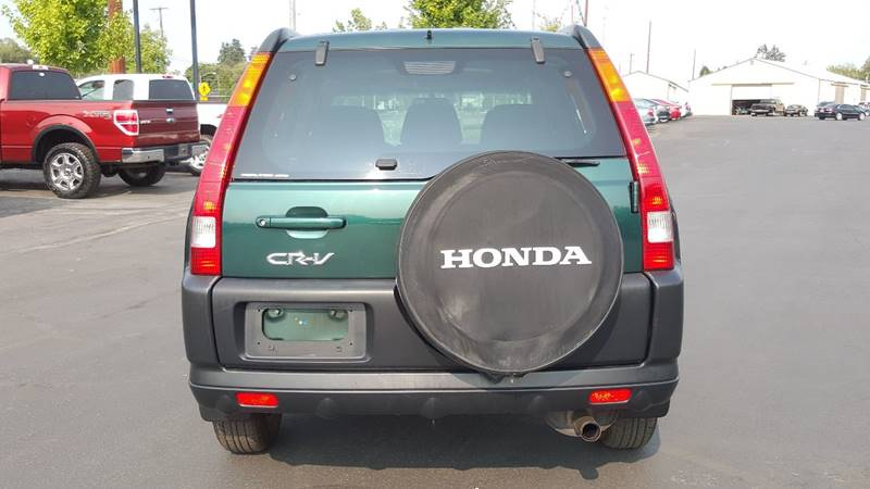 2002 Honda CR-V for sale at New Deal Used Cars in Spokane Valley WA