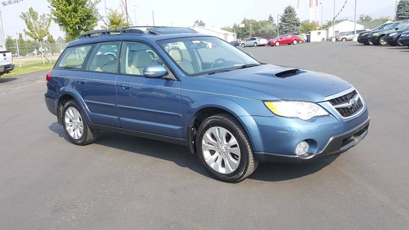 Spokane Used Subaru Outback