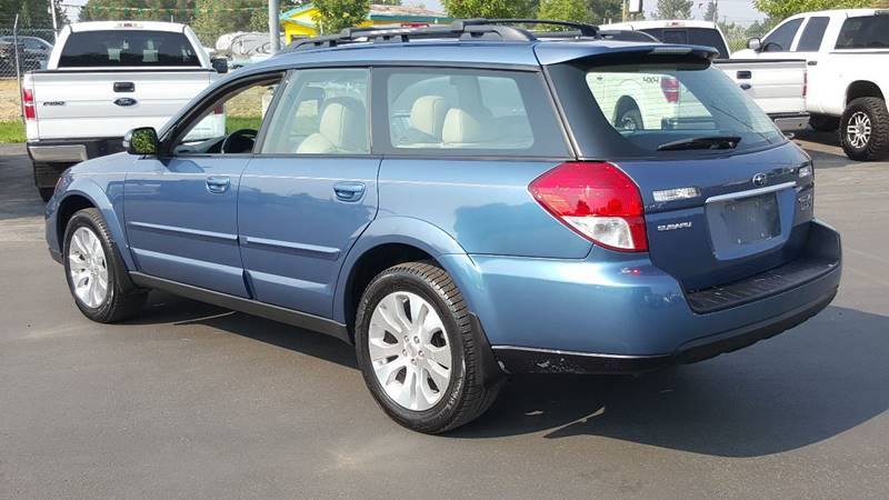 2008 Subaru Outback for sale at New Deal Used Cars in Spokane Valley WA