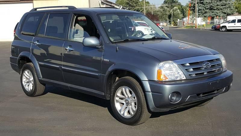 Spokane Used Suzuki XL7