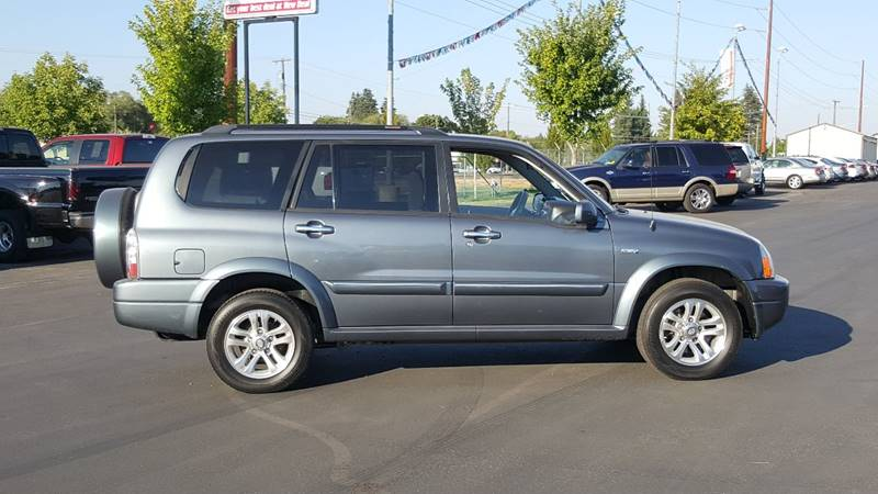 2005 Suzuki XL7 for sale at New Deal Used Cars in Spokane Valley WA