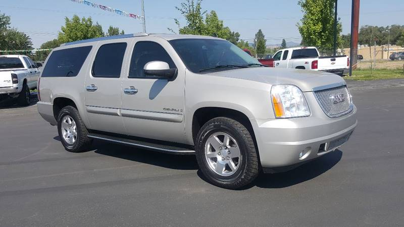 Spokane Used GMC Yukon XL