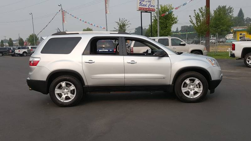 2010 GMC Acadia for sale at New Deal Used Cars in Spokane Valley WA