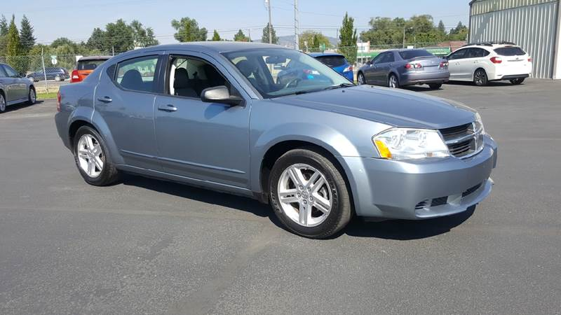 Spokane Used Dodge Avenger