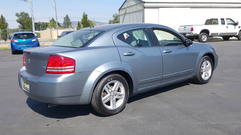 2008 Dodge Avenger for sale at New Deal Used Cars in Spokane Valley WA