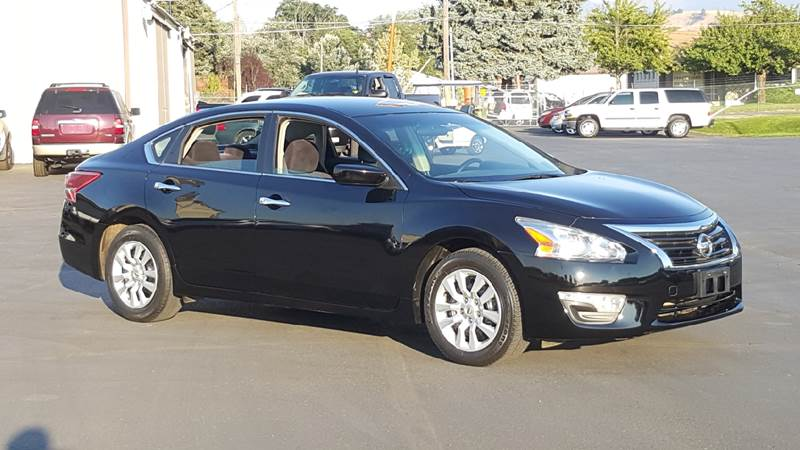 Spokane Used Nissan Altima