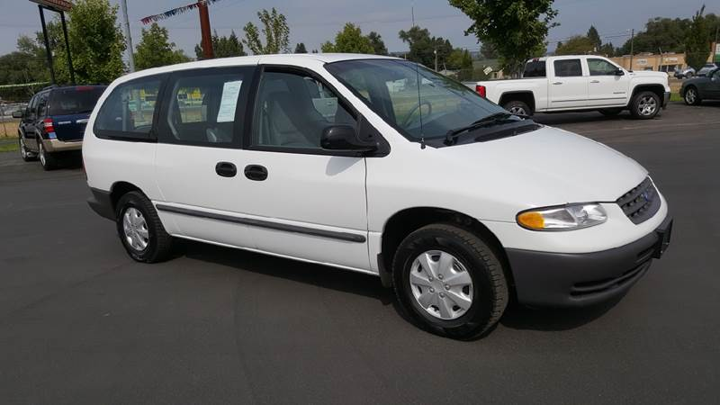 Spokane Used Plymouth Grand Voyager