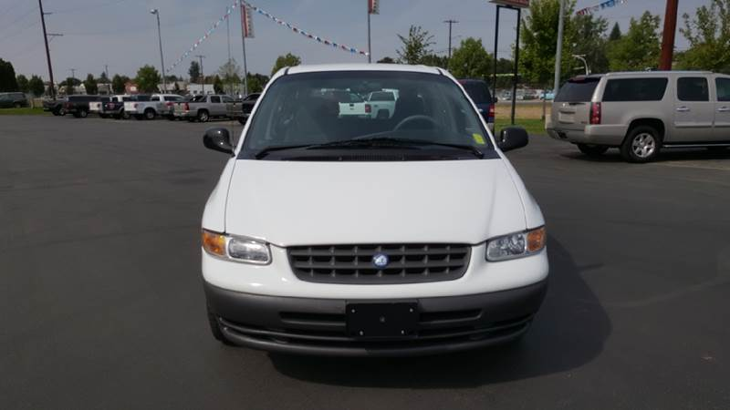 1996 Plymouth Grand Voyager for sale at New Deal Used Cars in Spokane Valley WA