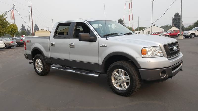 2006 Ford F-150 for sale at New Deal Used Cars in Spokane Valley WA