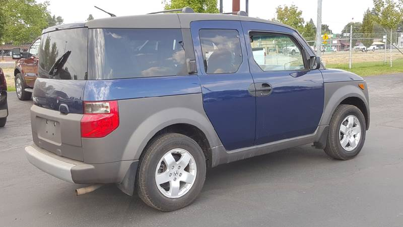 2003 Honda Element for sale at New Deal Used Cars in Spokane Valley WA