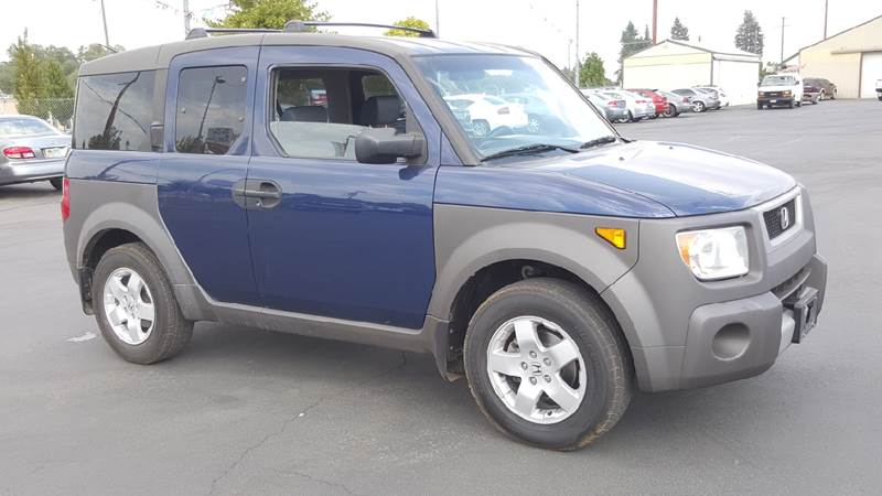 Spokane Used Honda Element