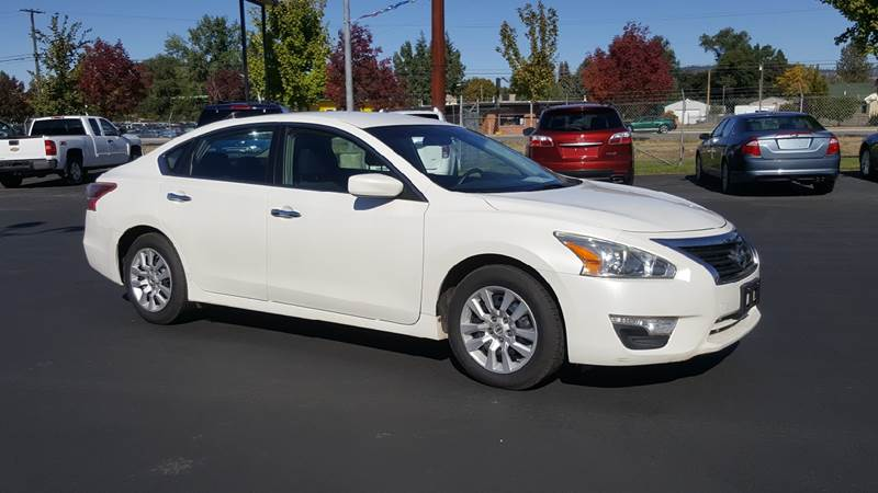 2013 Nissan Altima 2 5 S In Spokane Valley Wa New Deal Used Cars