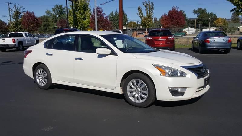 Spokane Used Nissan Altima