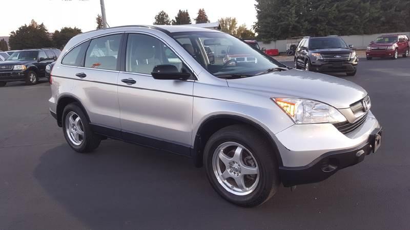 Spokane Used Honda CR-V