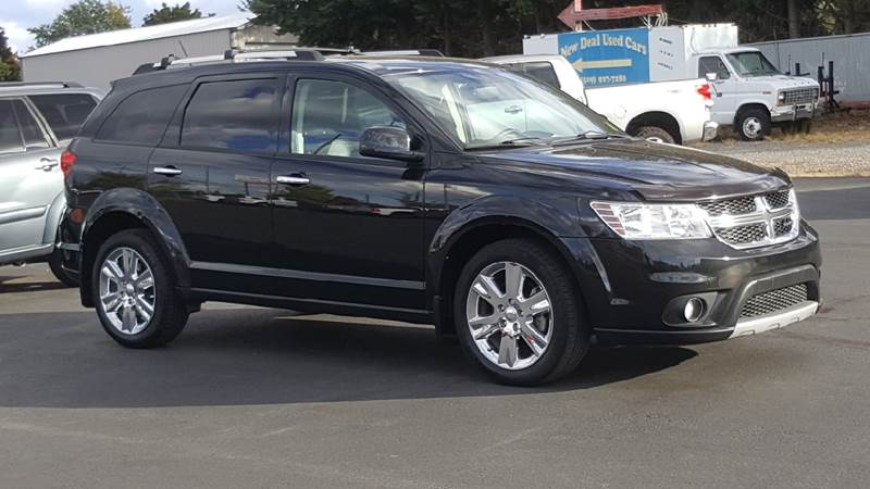 Spokane Used dodge Journey