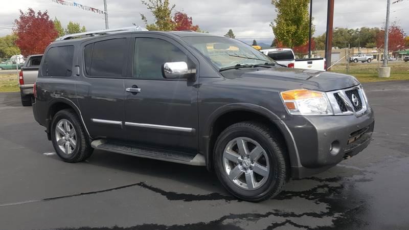 Spokane Used Nissan Armada