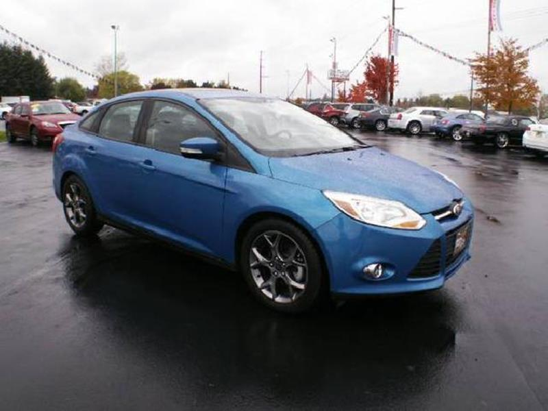 Spokane Used Ford Focus
