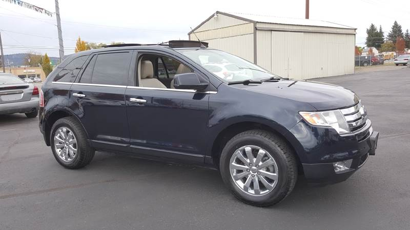Spokane Used Ford Edge