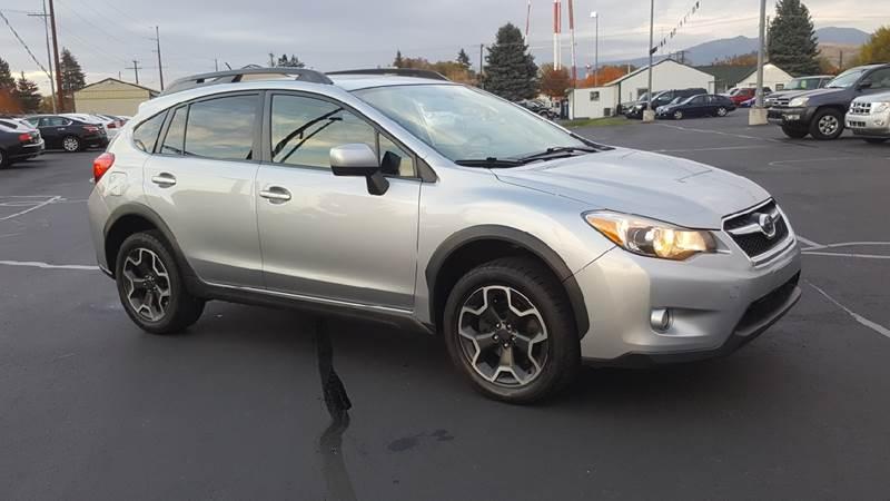 Spokane Used Subaru XV Crosstrek