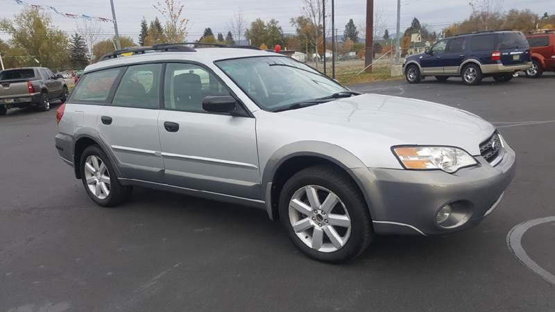 Spokane Used Subaru Outback