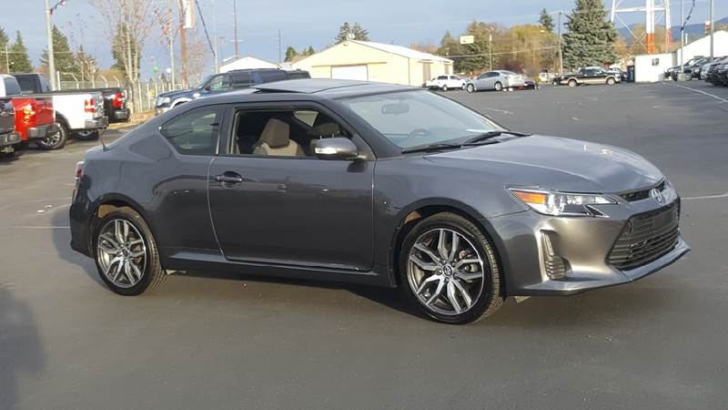 Spokane Used Scion tC
