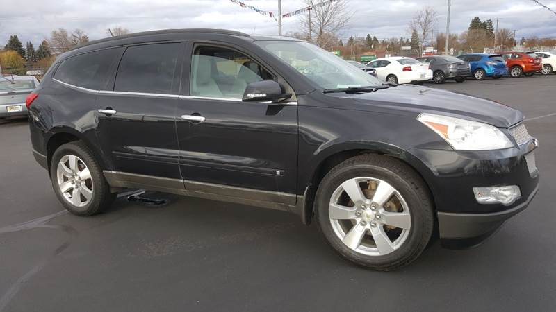 Spokane Used Chevrolet Traverse