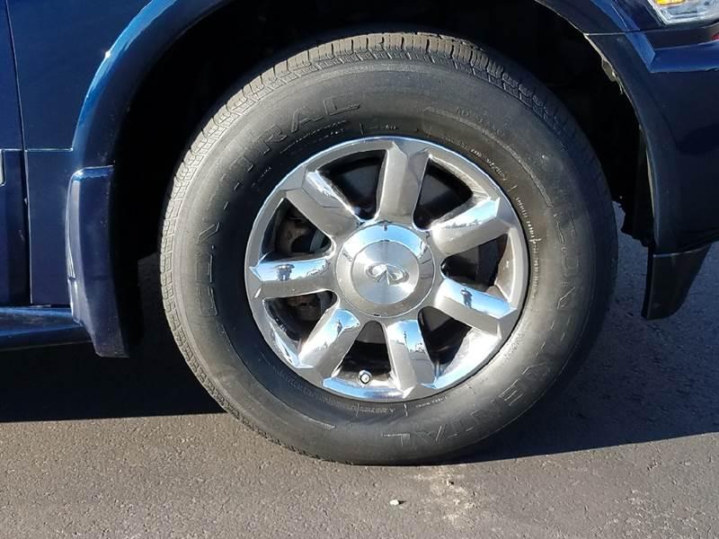 2007 Infiniti QX56 In Spokane Valley WA - New Deal Used Cars