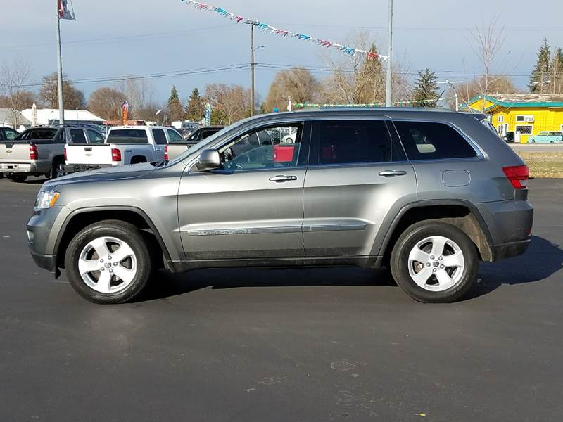 2012 Jeep Grand Cherokee Laredo In Spokane Valley WA - New Deal Used ...