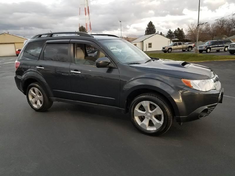 Spokane Used Subaru Forester