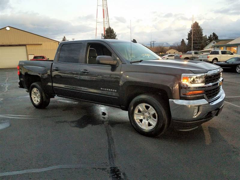Spokane Used Chevrolet Silverado 1500