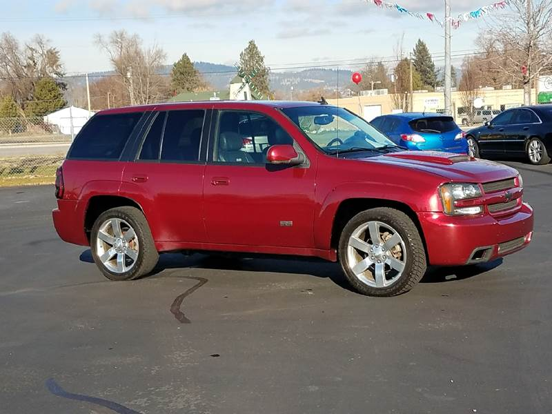 Spokane Used Chevrolet TrailBlazer