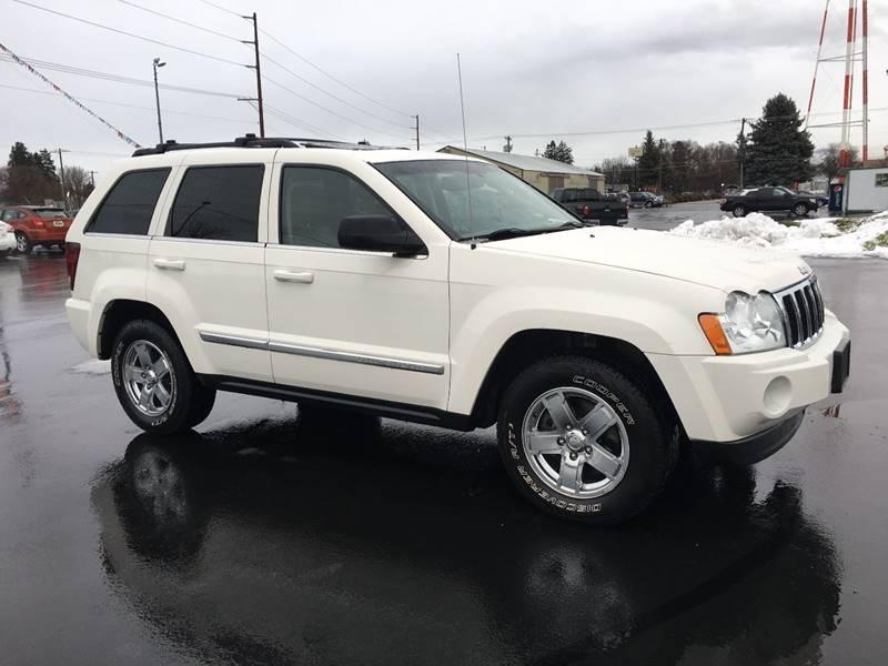 Spokane Used Jeep Grand Cherokee