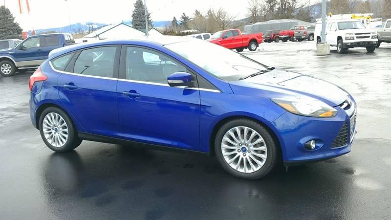 Spokane Used ford Focus