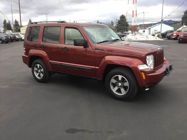Spokane Used jeep Liberty