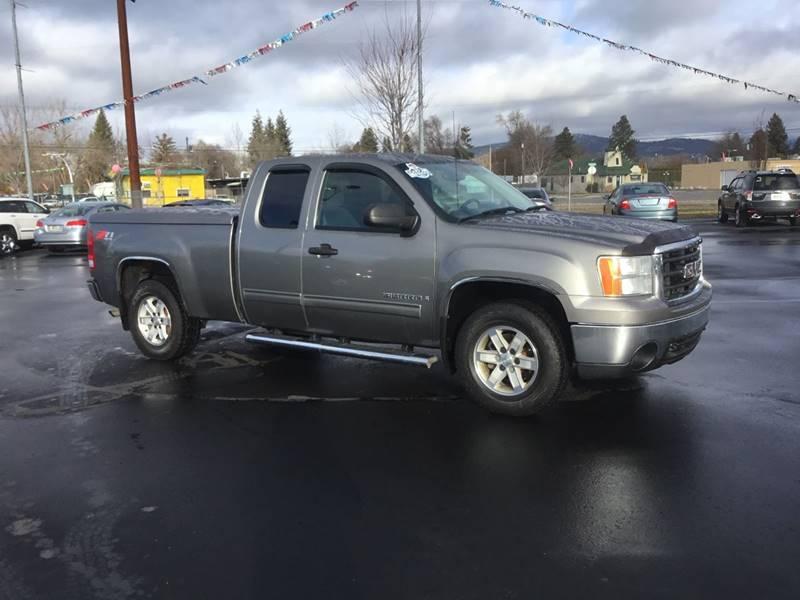 Spokane Used gmc Sierra 1500