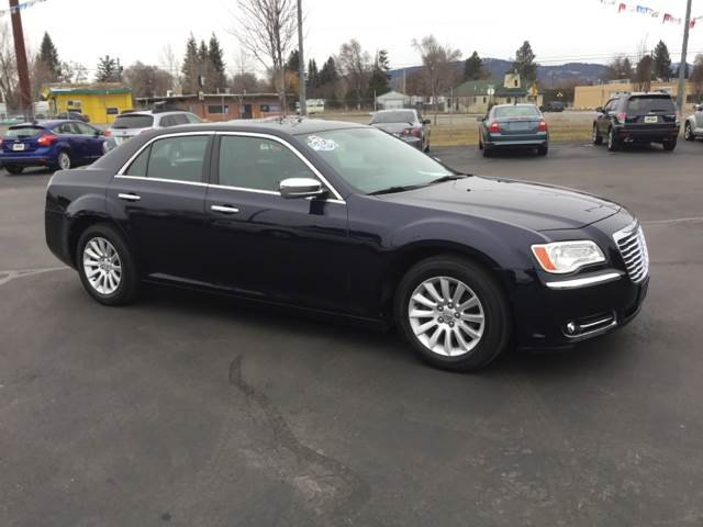 Spokane Used chrysler 300