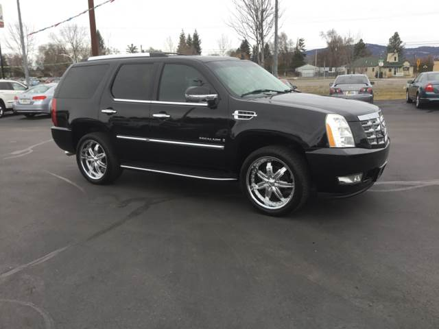 Spokane Used cadillac Escalade